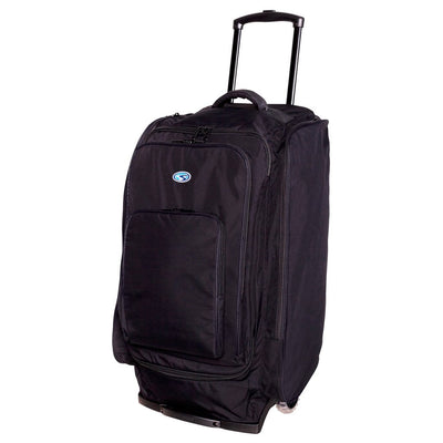 Stahlsac Caicos Cargo Dive Bag - Black - Mike's Dive Store