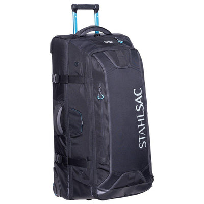 "Stahlsac Steel 34"" Rollerbag - Mike's Dive Store"