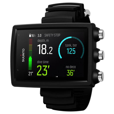 Suunto EON Core Dive Computer - Black - Mike's Dive Store