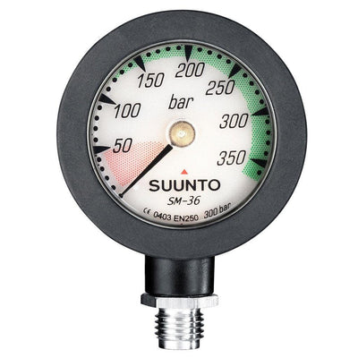 Suunto SM36 300 Bar Pressure Gauge - Mike's Dive Store