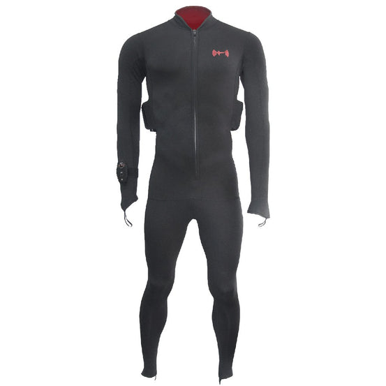 Thermalution Red Grade Ultra Professional Heated Suit - Mike's Dive Store
