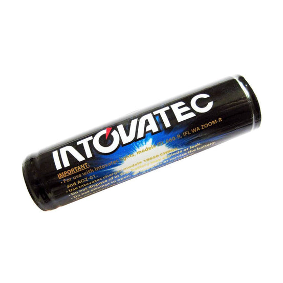 Tovatec IT18650 Rechargeable Li-Ion Battery - Mike's Dive Store