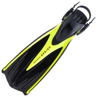 Tusa Imprex Duo Diving Fin - Yellow - Mike's Dive Store
