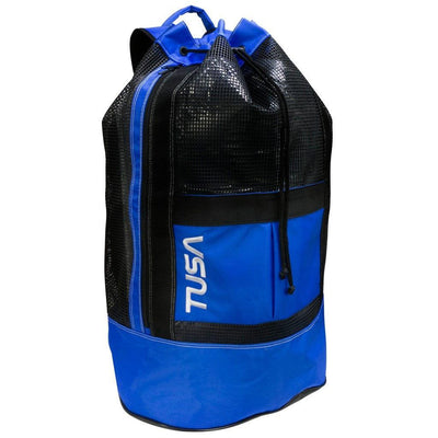 Tusa Mesh Dive Backpack - Cobalt Blue - Mike's Dive Store