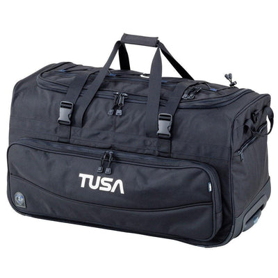 Tusa Roller Duffle Dive Bag - Side - Mike's Dive Store