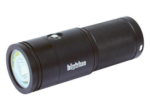 Bigblue VTL 5500 P (LED Video / Tech Light) - Mike's Dive Store - 1