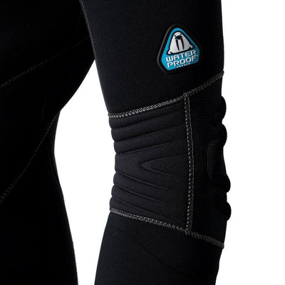 Waterproof W1 5mm Wetsuit Men's - Elbow Detail - Mike's Dive Store