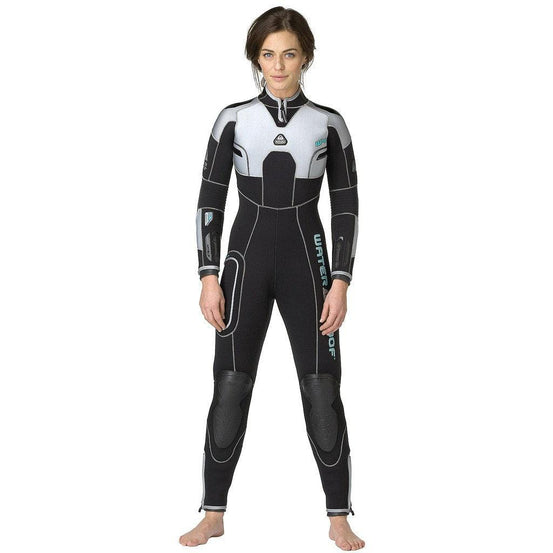 Waterproof W4 5mm Wetsuit Women's - Mike's Dive Store