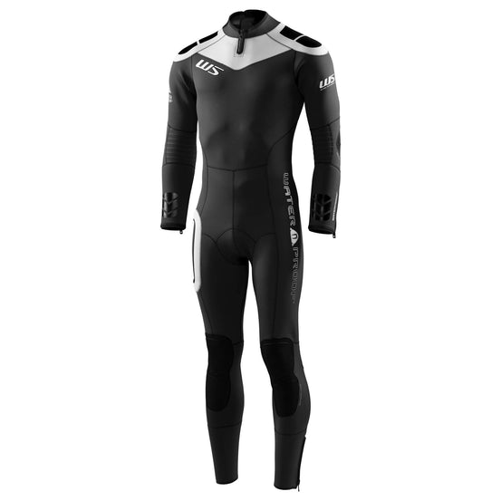 Waterproof W5 3.5mm Mens Wetsuit - Front - Mike's Dive Store