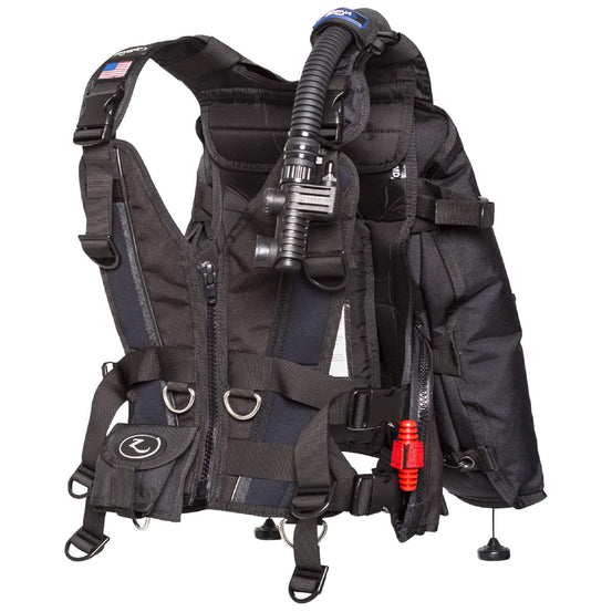 Zeagle Zena Womens BCD - Black - Mike's Dive Store