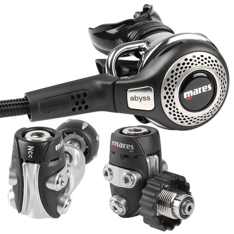 Mares Abyss 52 Regulator - Mike's Dive Store