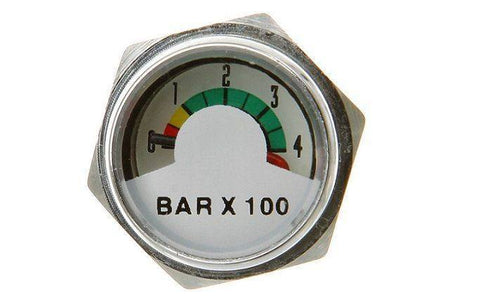 Oceanic Pony Gauge - 400 Bar - Mike's Dive Store