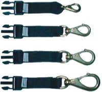Size 1 Snap/Swivel with Male Buckle - Mike's Dive Store - 1