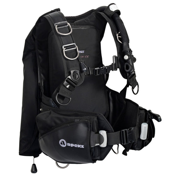 Apeks Black Ice BCD - Mike's Dive Store