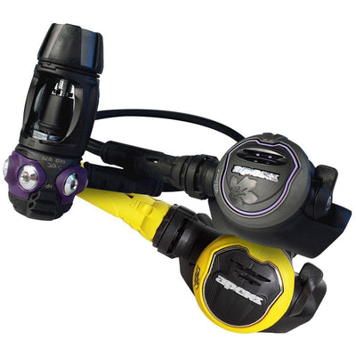 Apeks Flight Stage 3 Regulator Set - Twilight - Mike's Dive Store