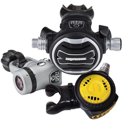 Apeks XTX100 Stage 3 Regulator Set - INT - Mike's Dive Store