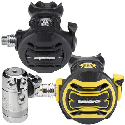 Apeks XTX40 and XTX40 Octopus Regulator Set - DIN - Mike's Dive Store