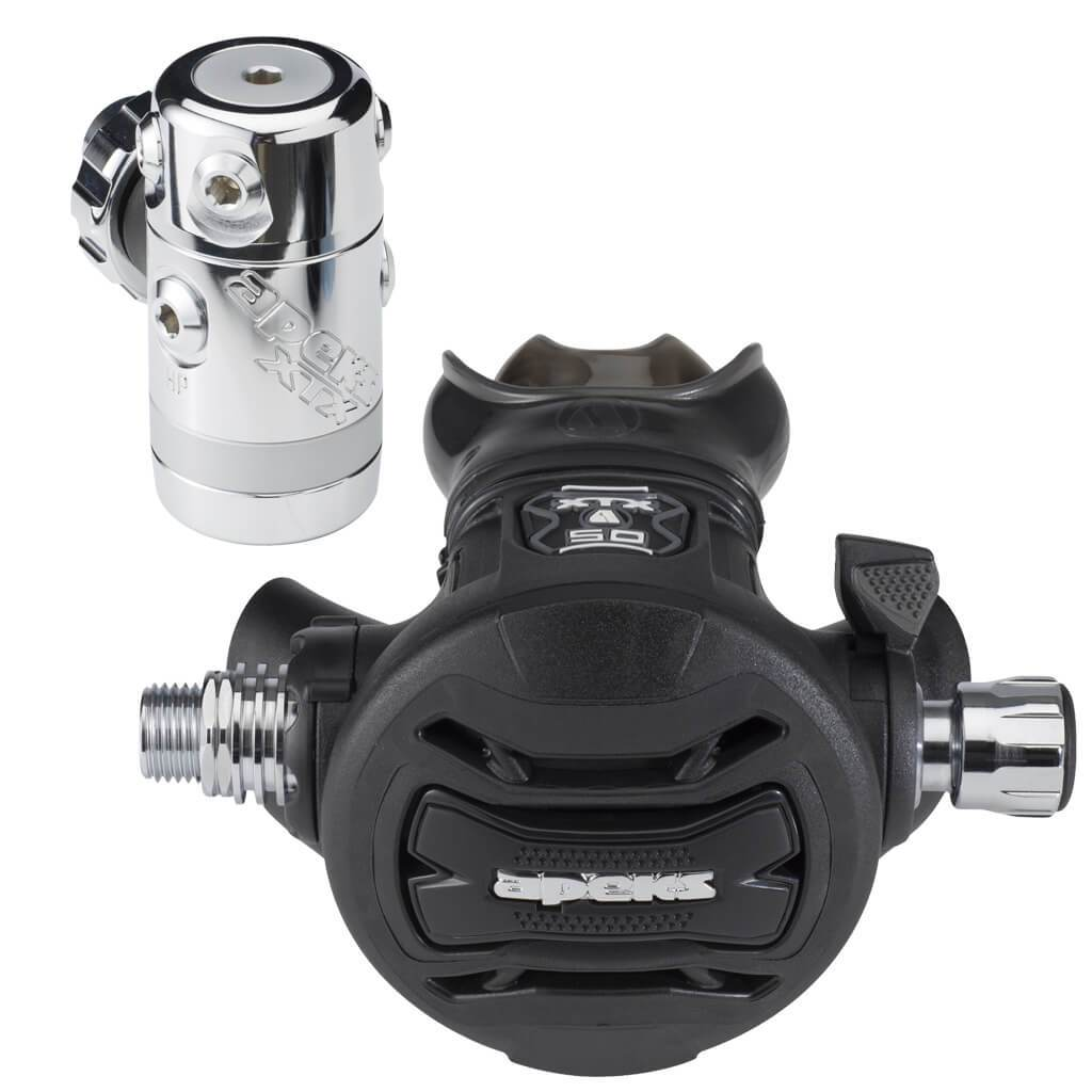 Apeks XTX50 DST Regulator