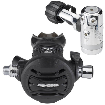 Apeks XTX50 DST Regulator - INT - Mike's Dive Store