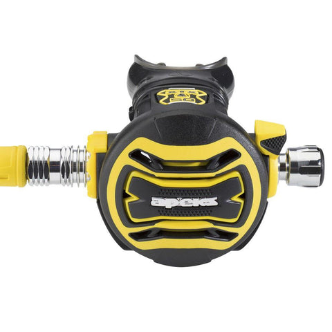 Apeks XTX200 Stage 3 Regulator Set - Octopus - Mike's Dive Store