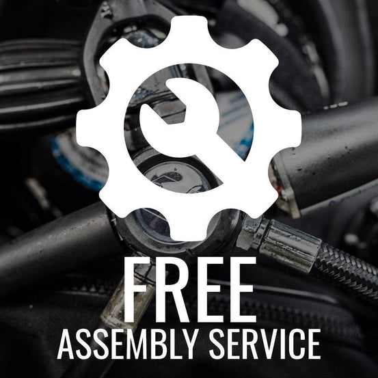 Assembly Service - Mike's Dive Store