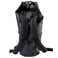 Mares XR Dry Back Pack - Back - Mike's Dive Store