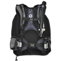 Aqualung Zuma BCD - Midnight / Front - Mike's Dive Store