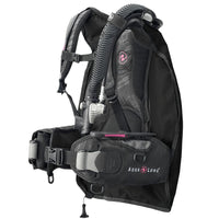 Aqualung Zuma BCD - Pink / Side - Mike's Dive Store