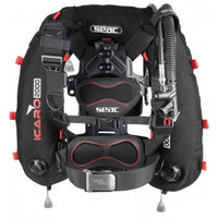 Seac Icaro 2000 BCD - Mike's Dive Store - 1
