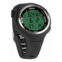 Mares Smart Dive Computer - Black/Black - Mike's Dive Store