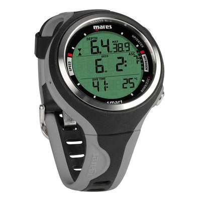 Mares Smart Dive Computer - Black/Grey - Mike's Dive Store
