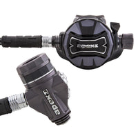 Apeks Black Sapphire Regulator - Mike's Dive Store