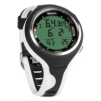 Mares Smart Dive Computer - Black/White - Mike's Dive Store