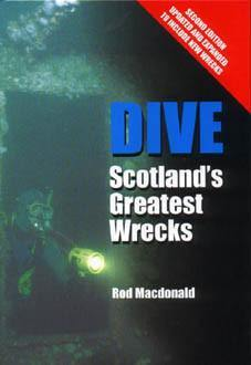 Dive Scotland's Greatest Wrecks - Mike's Dive Store