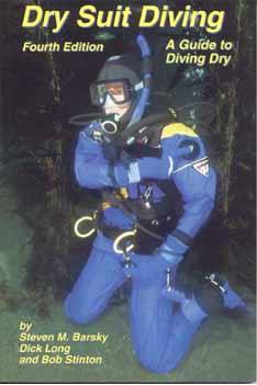 Dry Suit Diving -Book - Mike's Dive Store