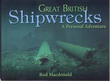 Great British Shipwrecks - Mike's Dive Store