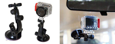 Intova Suction Cup Mount - Mike's Dive Store
