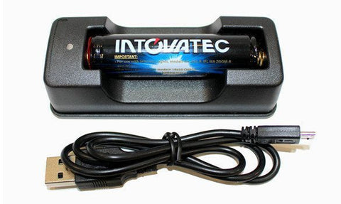 Tovatec Battery and Charger Set - Mike's Dive Store