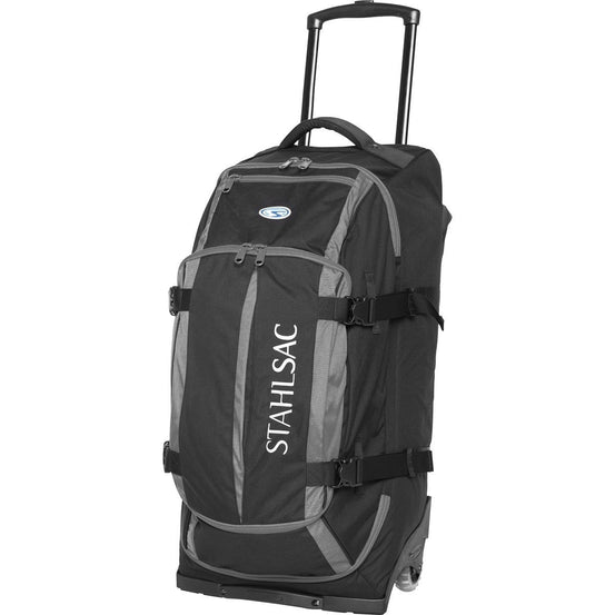 Stahlsac Curacao Clipper Dive Bag with WheelsGrey - Mike's Dive Store - 2