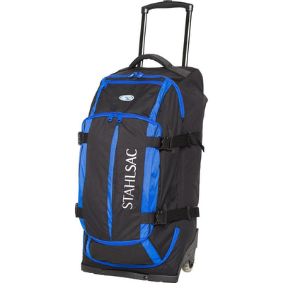 Stahlsac Curacao Clipper Dive Bag with WheelsBlue - Mike's Dive Store - 3