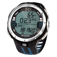 Oceanic OCi Dive ComputerOci Blue + USB - Mike's Dive Store - 5