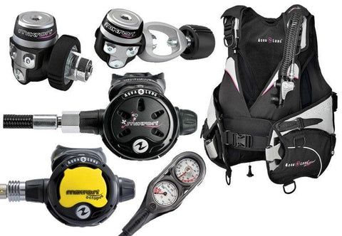 Aqualung Ladies Dive Gear Package - Mike's Dive Store