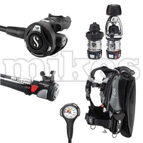 Litehawk / MK2 EVO / S360 Complete Package with Air2 - Mike's Dive Store