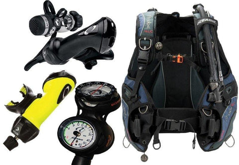 Oceanic Premium Diving Equipment Package - Mike's Dive Store