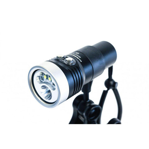 Nauticam FIT Pro Flare LED Torch - Mike's Dive Store