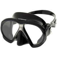 Atomic SubFrame Medium Fit Dive and Snorkel MaskBlack with Black Skirt - Mike's Dive Store - 7