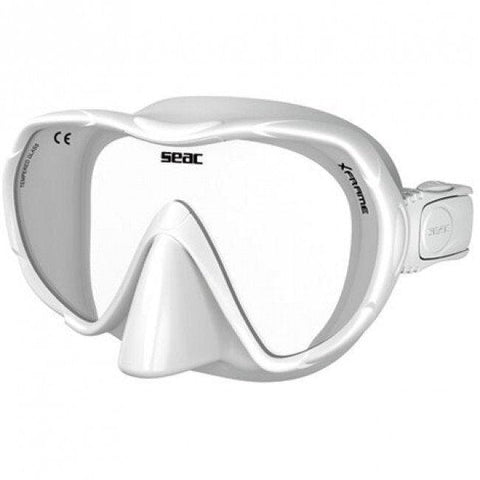 Seac X-Frame Mask - Mike's Dive Store - 1