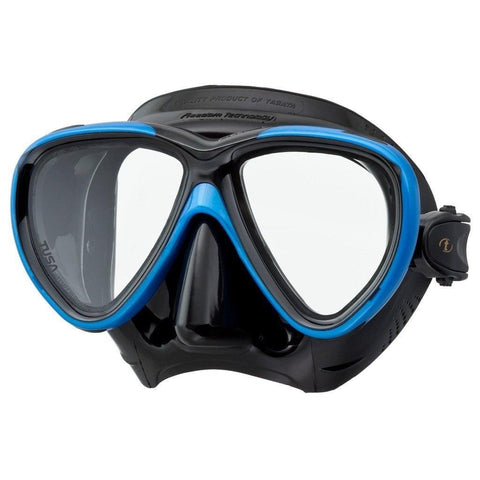 Tusa Freedom One Dive MaskBlack/ Bronze - Mike's Dive Store - 12