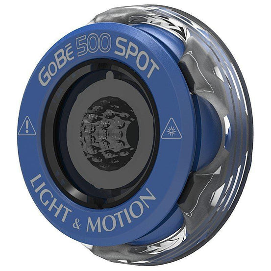 Light and Motion GoBe Head -  500 Spot - Mike's Dive Store