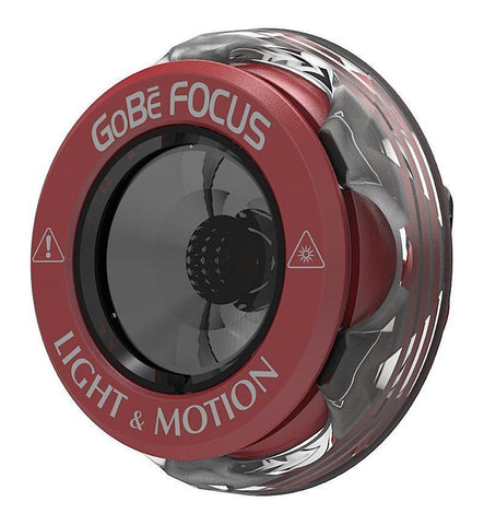 Light and Motion GoBe Head -  Focus - Mike's Dive Store